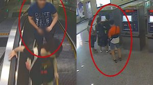 หนุ่มจีนขี้เหงา งัดเจ้าโลกออกมาปล่อย น้ำอสุจิ ใส่สาวๆ ในสถานีรถไฟใต้ดิน