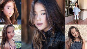 Ella Gross นางแบบเด็ก ที่ได้เป็นศิลปินฝึกหัด YG Entertainment - สวยมากบางมุมคล้ายซงเฮเคียว