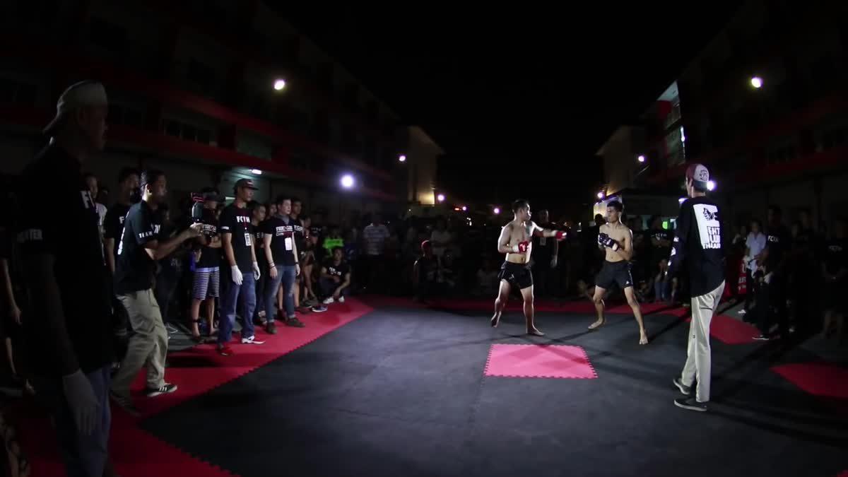 Fight Club Thailand วันสำคัญ ชายเพชร x นายแสนดี คู่ที่ 148