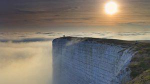 บีชชี่เฮด หน้าผาหินชอล์กริมทะเลสูงที่สุดในอังกฤษ
