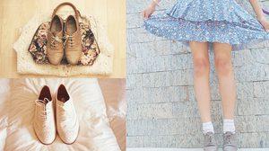 รองเท้าอ๊อกฟอร์ด - Oxofords