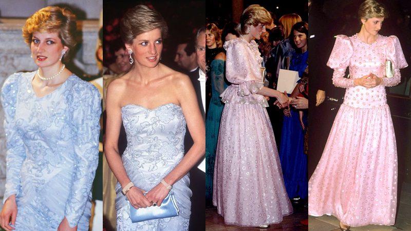 17 สไตล์ พิสูจน์เจ้าหญิงไดอาน่า ต้นแบบการรีไซเคิลชุดสวย แห่งราชวงศ์อังกฤษ