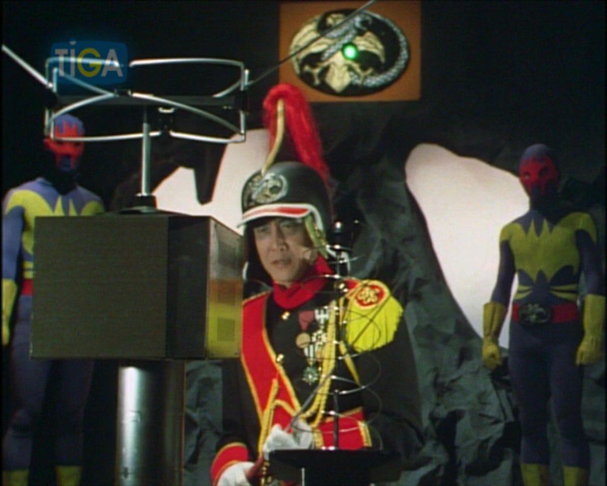 Masked Rider ตอนที่ 83-1