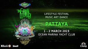 Chang Carnival : The Green World ปาร์ตี้สุดมันส์กลางทะเลพัทยา คับคั่งไปด้วยดีเจระดับโลก
