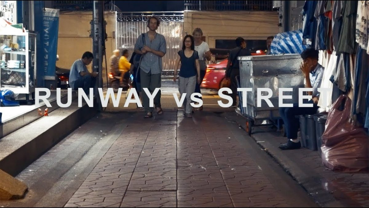 RUNWAY vs STREET part 02