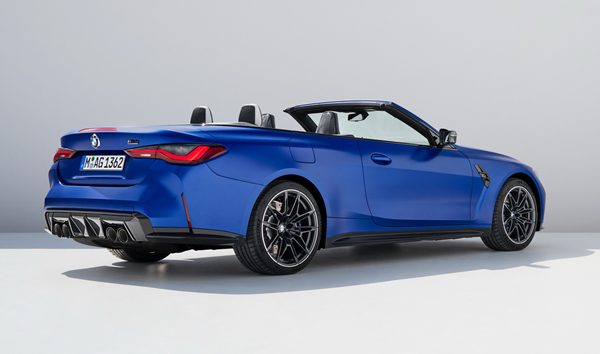 BMW M4 Competition Convertible