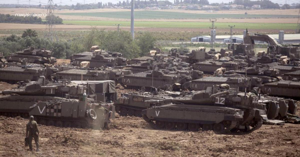 ความขัดแย้งระหว่าง ปาเลสไตน์ – อิสราเอล ปะทุอีกรอบ
