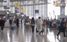 วิทยุการบินฯ เผยนักท่องเที่ยวจีนบินเที่ยวไทยลดลง