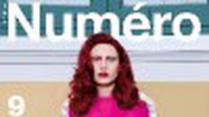 """"""" นูเมโร """" ( Numéro ) นิตยสารแฟชั่น ชื่อดังสัญชาติฝรั่งเศส ฉบับเดือน สิงหาคม 56"""