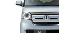 Honda ญี่ปุ่น เผยภาพส่วนหน้า New N-BOX ที่มากับการเปลี่ยนแปลงล้นคัน