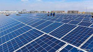 สถานีไฟฟ้าโซลาร์เซลล์ อีกขั้นวิวัฒนาการด้านพลังงานของจีน