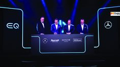 Mercedes-Benz เสริมแกร่งแบรนด์ EQ ขยายจุดชาร์จรถยนต์ไฟฟ้า ใน 3 เครือโรงแรมชั้นนำทั่วประเทศ