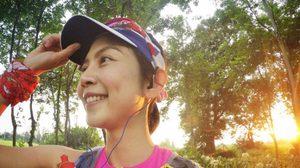 อุ๊บอิ๊บ ภคณีย์ นักวิ่งหัวใจมาราธอน จาก 10 กิโลเมตร สู่ 100 กิโลเมตร!!