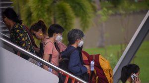 คนกรุงห่วงสุขภาพ สวมหน้ากากกันฝุ่น แม้ PM2.5 แนวโน้มลดลง