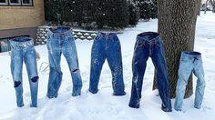คิดให้มันเป็นเรื่องสนุก!! จากปรากฏการณ์ Polar Vortex สู่ชาเลนจ์ใหม่ Frozenpants
