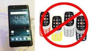 HMD เริ่มวางจำหน่าย Nokia 3, Nokia 5, และ Nokia 6 พร้อมเตือนระวัง 3310 ของลอกเลียนแบบ
