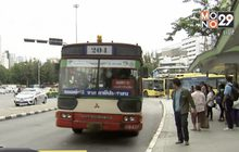 """""""ทีดีอาร์ไอ"""" หนุนขึ้นค่าโดยสารรถเมล์"""