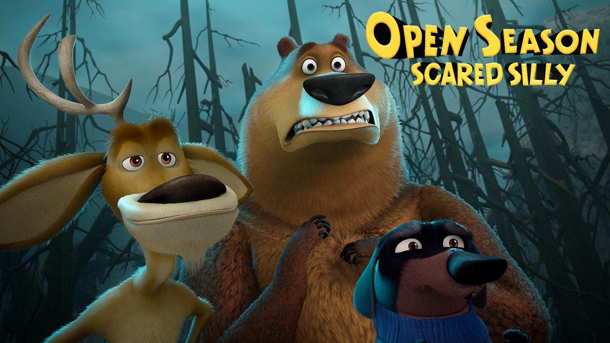 ตัวอย่างหนังอนิเมชั่น Open Season Scared Silly คู่ซ่าส์ ป่าระเบิด 4