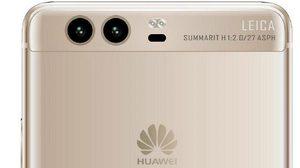 หลุด! ภาพเรนเดอร์ Huawei P10 จอโค้ง, เซ็นเซอร์สแกนลายนิ้วด้านหน้า และกล้องคู่เลนส์ Leica