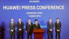 จีนสนับสนุน 'หัวเว่ย' กรณีฟ้องสหรัฐอเมริกา