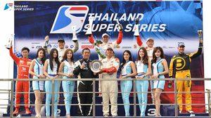 ณัฐพงศ์ คว้าแชมป์ Thailand Super Car GTM