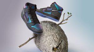 Nike SB Dunk High Black Hornet มาพร้อมของแถมสุดลิมิเต็ด