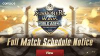 เตรียมเปิดศึก SUMMONERS WAR WORLD ARENA CHAMPIONSHIP 2019 หา 8 ซัมมอนเนอร์ผู้แข็งแกร่ง