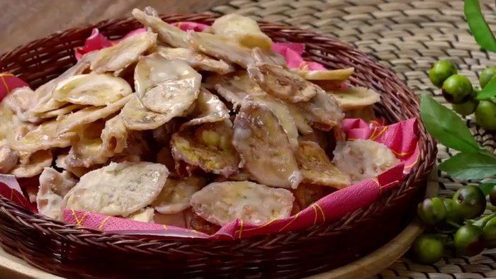 วิธีทำ กล้วยคาราเมล เมนูของว่างกรอบอร่อย กินเพลิน