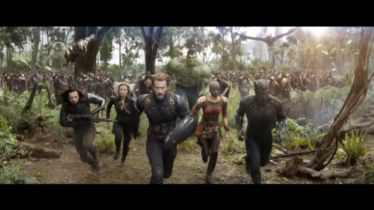 [ตัวอย่างใหม่] Marvel Studios' Avengers: Infinity War - Big Game Spot