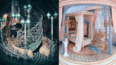 สวยตะลึง! 7 ห้องนอน แฟนซี แรงบันดาลใจ จาก หนังดี ซีรี่ส์ดัง