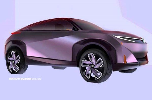 Suzuki Futuro-e Coupe