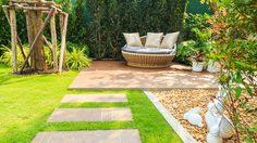 ไอเดีย แต่งสวนหลังบ้าน ให้ดูสดชื่นและมีชีวิตชีวา