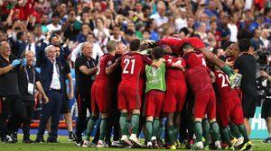 ผลบอล: น้ำตาท่วมสนาม! เอแดร์ ซัดต่อเวลาพา โปรตุเกส ไร้โด้หักอก ฝรั่งเศส ซิวแชมป์ยูโร2016