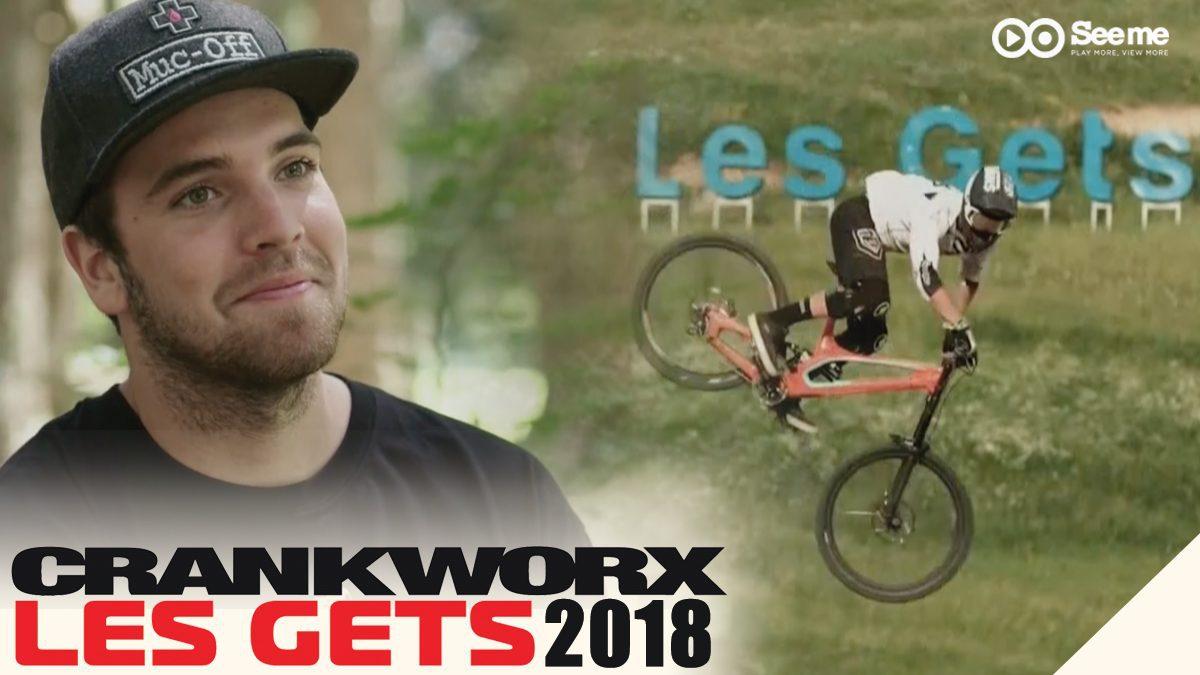 รายการ Crankworx World Tour 2018 | การแข่งขันจักรยานเสือภูเขา EP.2 [FULL]