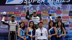 """Mazda ผงาดคว้าแชมป์ไทยแลนด์ ซูเปอร์ ซีรี่ส์ ดึง """"มานะ  พรศิริเชิด"""" ร่วมทีมมอเตอร์สปอร์ต"""