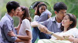 ตรี-เพลงขวัญ ทำแฟนๆ ฟิน จูบหวานกลางป่า ใน ภาตุฆาต