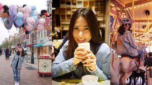 เที่ยวฮ่องกง กับ กุ๊กเกล-พนิตภัทร