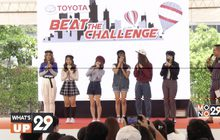 """Toyota Beat The Challenge"""