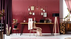 เทคนิคง่ายๆ เลือกสีสัน ตกแต่งบ้าน ให้สวยและลงตัวแบบสุดๆ
