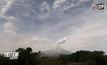 ภูเขาไฟในเม็กซิโกส่งสัญญาณปะทุ