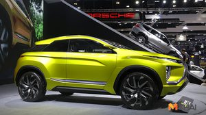 Mitsubishi อวดโฉม รถต้นแบบ EX Concept ที่งาน 2018 บางกอก อินเตอร์เนชั่นแนล มอเตอร์โชว์ ครั้งที่ 39