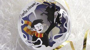 ไอเดียตัดกระดาษรูปตัวละคร แฮร์รี่ พอตเตอร์ ตกแต่งคริสมาสต์