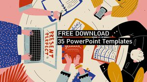PowerPoint Templates แจกฟรี