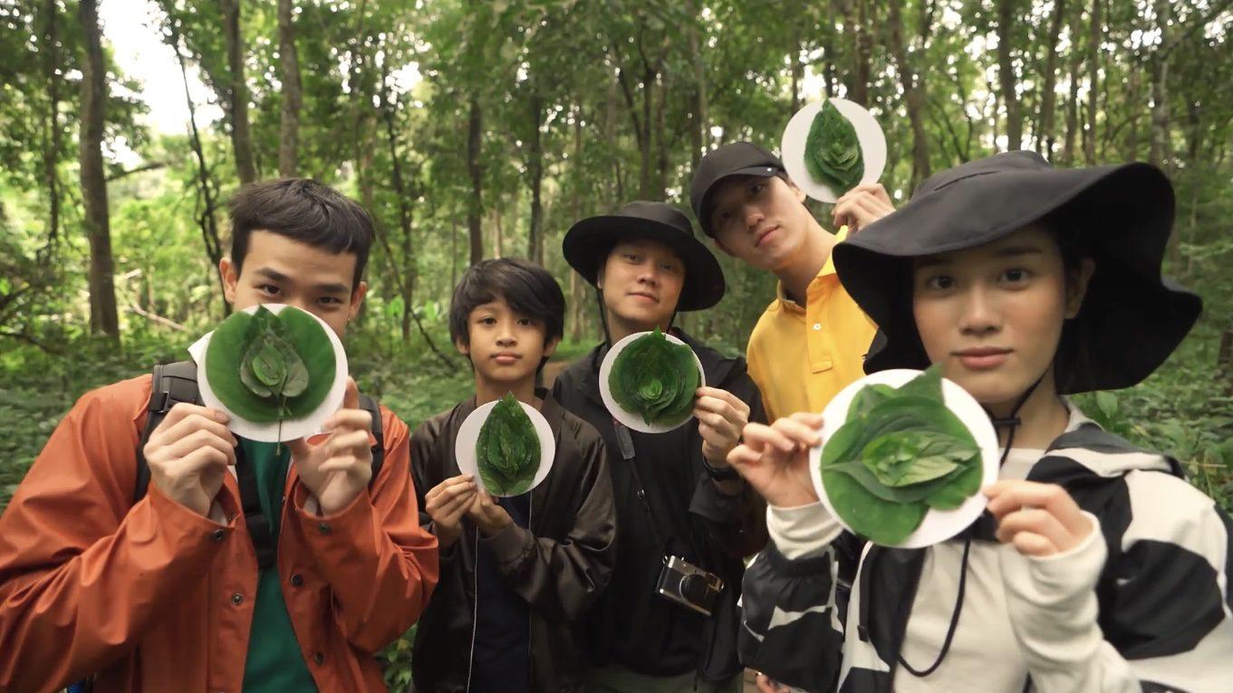 """""""ต่อ-กันต์-เบลล์-อัด"""" พาเที่ยวธรรมชาติในป่าชุมชนบ้านหัวทุ่ง ใน """"HANGOVER เชียงดาว """"Nature Reconnect"""""""