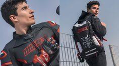Alpinestars ปล่อยเครื่องแต่งกายคอลเลคชั่นพิเศษร่วมกับเด็กระเบิด Marc Marquez