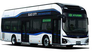 Hyundai เปิดตัว รถบัสไฟฟ้าในเกาหลีกับที่สามารถทำระยะวิ่งได้ไกลเกือบ 290 กิโลเมตร