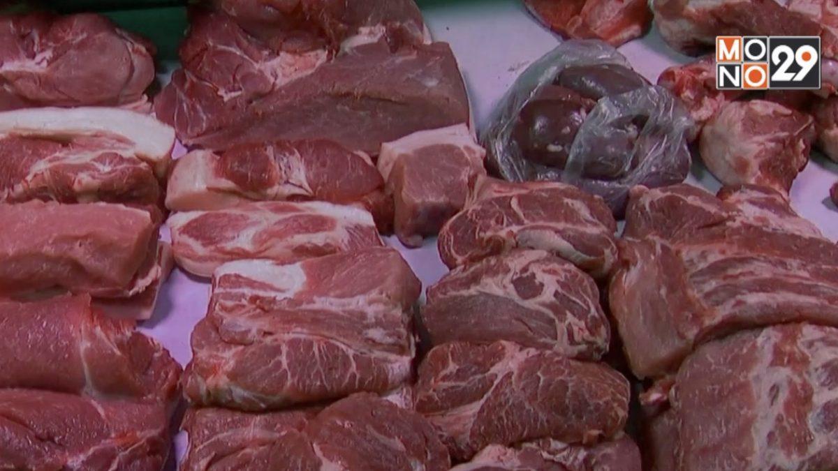 ชาวจีนกังวลราคาเนื้อหมูสูงขึ้น