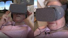 อังกฤษเริ่มใช้เทคโนโลยี VR ดูแลผู้ป่วยมะเร็งระยะสุดท้าย