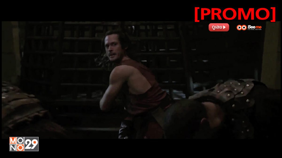 The Scorpion King 4: Quest for Power ศึกชิงอำนาจจอมราชันย์ [PROMO]