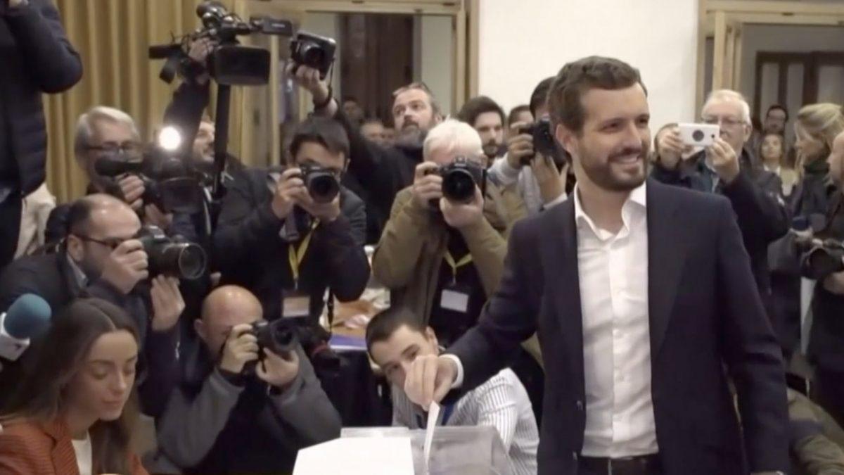สเปนจัดเลือกตั้งครั้งที่ 2 หลังจัดตั้งรัฐบาลไม่ได้